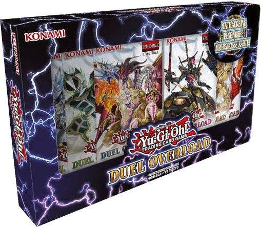 Duel Overload Box DUOV-DE 1.Auflage