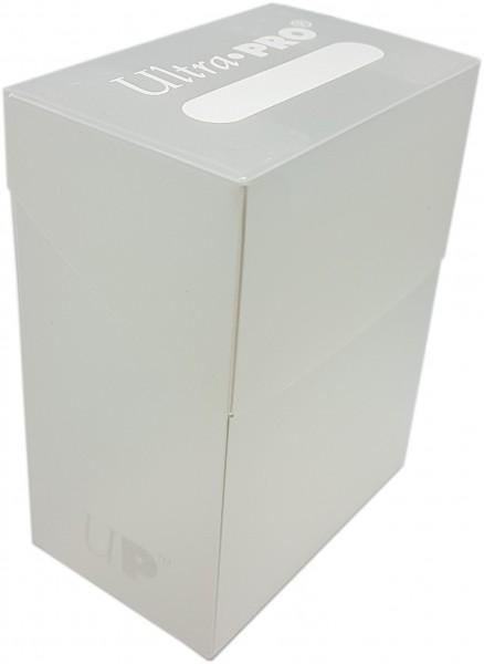 Deck Box Klar Ultra Pro für 80 Karten