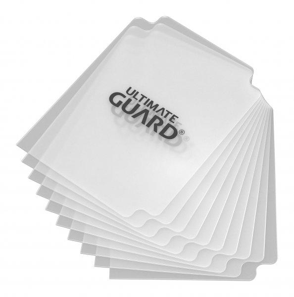 Ultimate Guard Kartentrenner Standardgröße Transparent 10 Stück