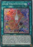 Edler Vergnügungspark LIOV-DE058 ist in Super Rare Yu-Gi-Oh Karte aus Lightning Overdrive 1.Auflage